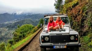Madeira jeep safari