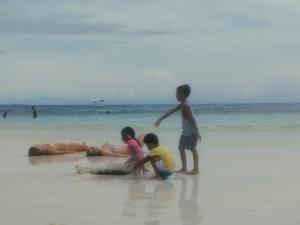 Stranden Bohol