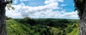 Chocolate hills Filipijnen