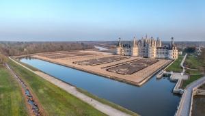 Kasteel van Leonardo da Vinci chateau de Chambord