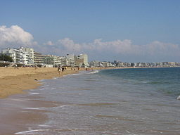 La Baule strand. By Franzz 22