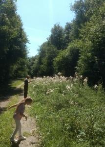 Wandeling Loire met kids