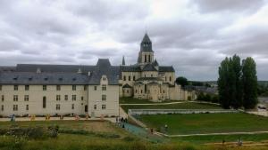 Abbaye de Fontefraud Loire