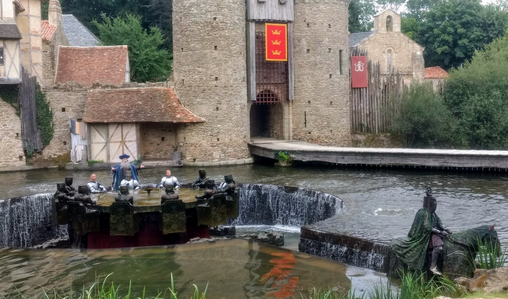 themaparken in Frankrijk