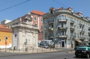 Mouraria leukste wijk in Lissabon