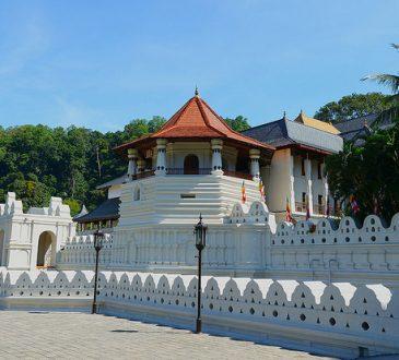 Bezienswaardigheden Kandy Sri Lanka
