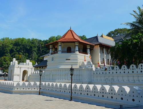 Wat te doen in Kandy Sri lanka?