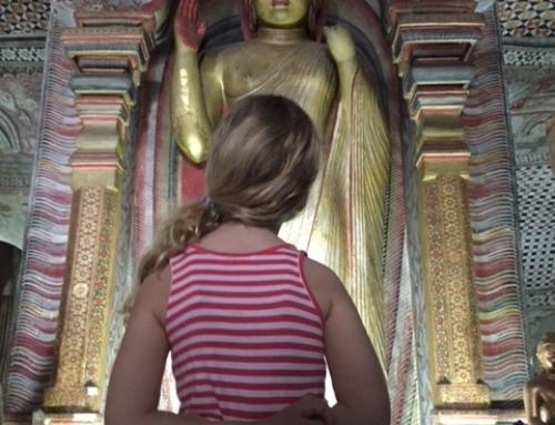 Sri Lanka: Dambulla 'The cave temple'