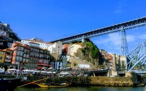 genieten in Porto