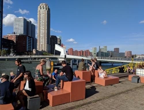 Logeren & dineren in Rotterdam met kinderen