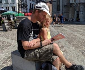Stadstour Antwerpen met kinderen