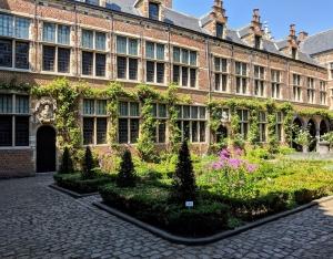 Geheime tuin Antwerpen
