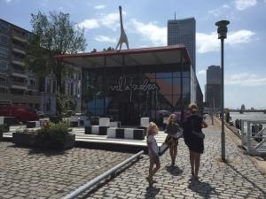 Weekend in Rotterdam met kids