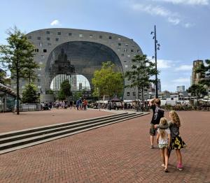 weekend in Rotterdam met kinderen
