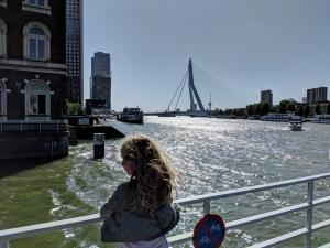 een weekend in Rotterdam