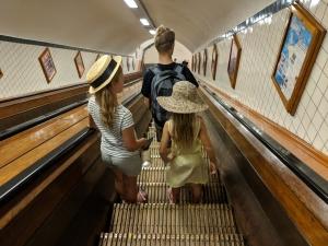 Antwerpen met kinderen