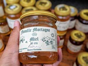 Honing uit de Haute Pyrénées