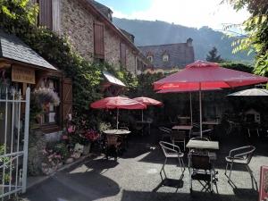 Terrasje Hautes-Pyrénées