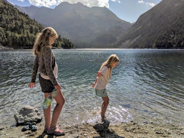 Pyreneeën met kinderen