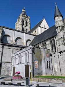 Ontdekking van de stad Oudenaarde