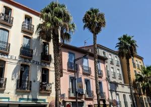 Perpignan city