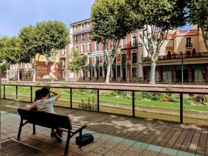 Perpignan boulevard