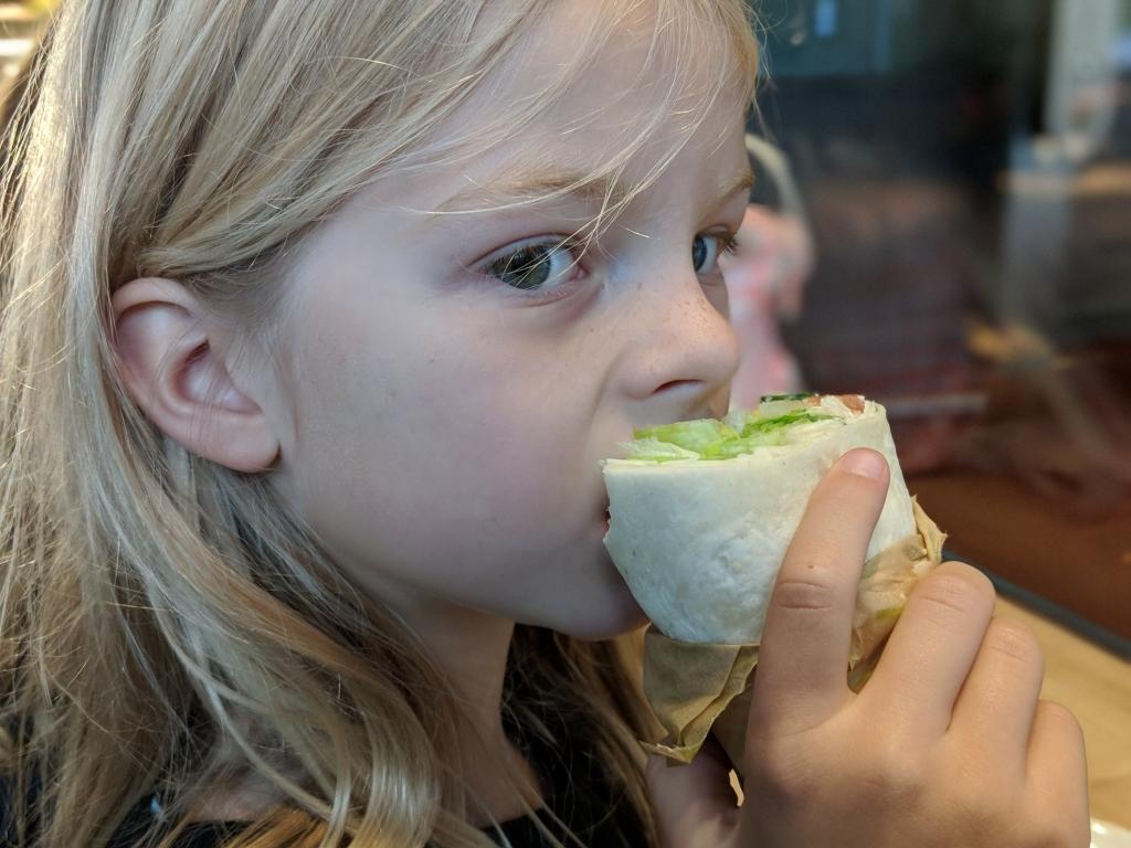 Eten met kinderen Berlijn
