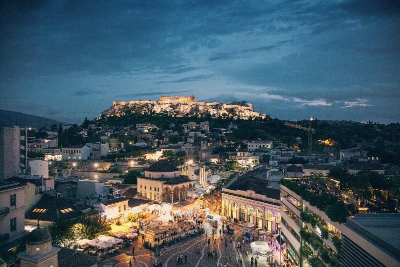 Zien en doen Athene