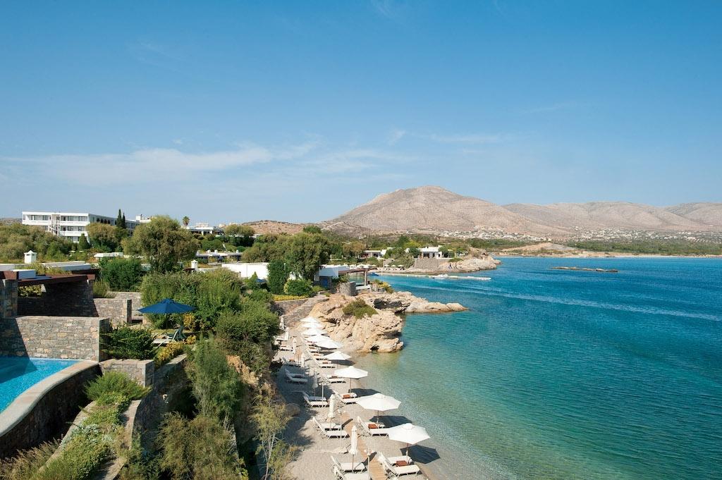 Beach Lagonissi resort Sounio