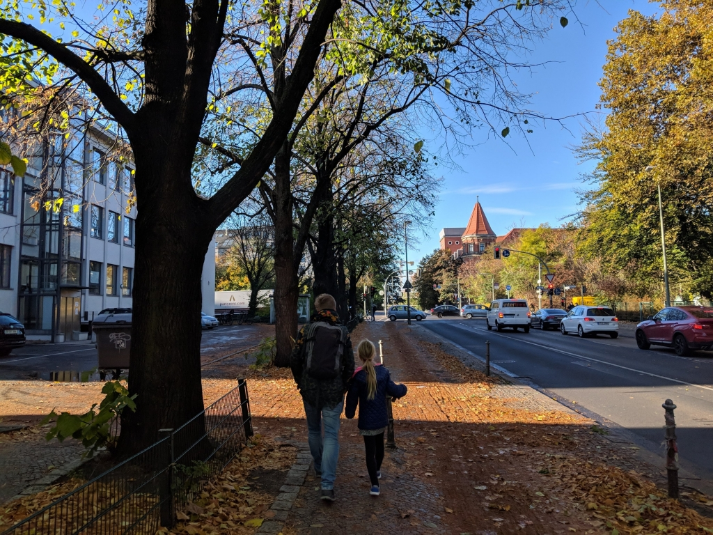 Stadswandeling langs Berlijnse klassiekers