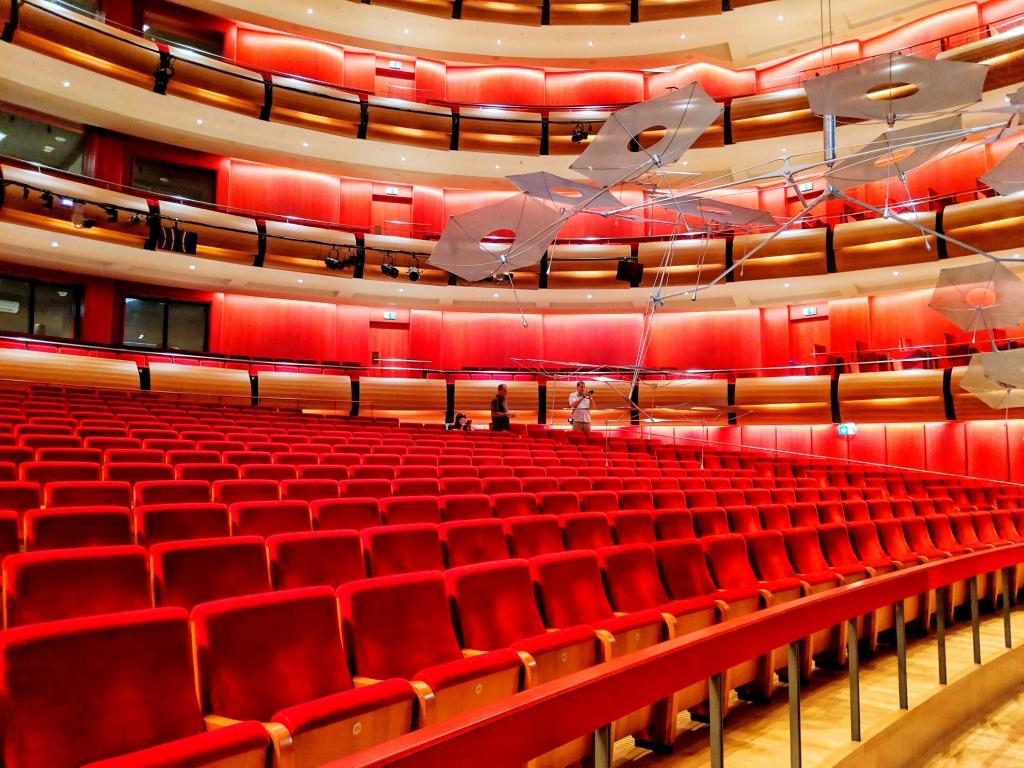 Opera en theater in Athene