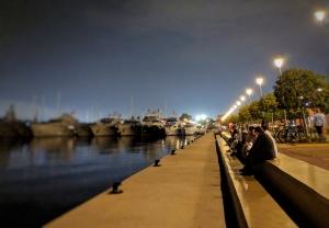 Flisvos Haven Athene