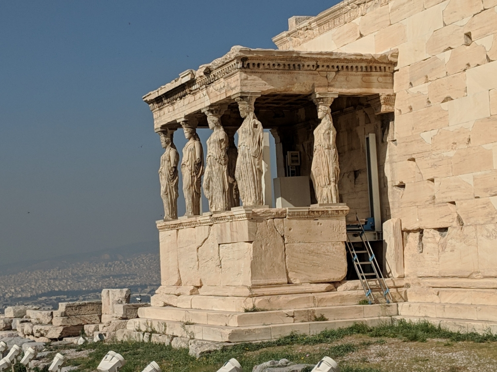Erechteion Athene