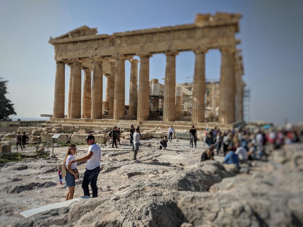 Griekenland Athene dit moet je zien