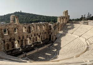 Dyonisus theater
