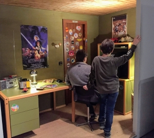 Cumputer games museum Berlijn