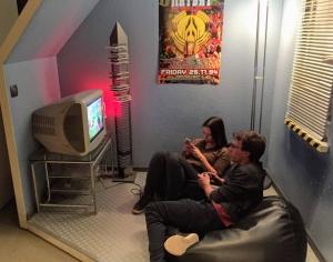 Huiskamer computerspiel museum