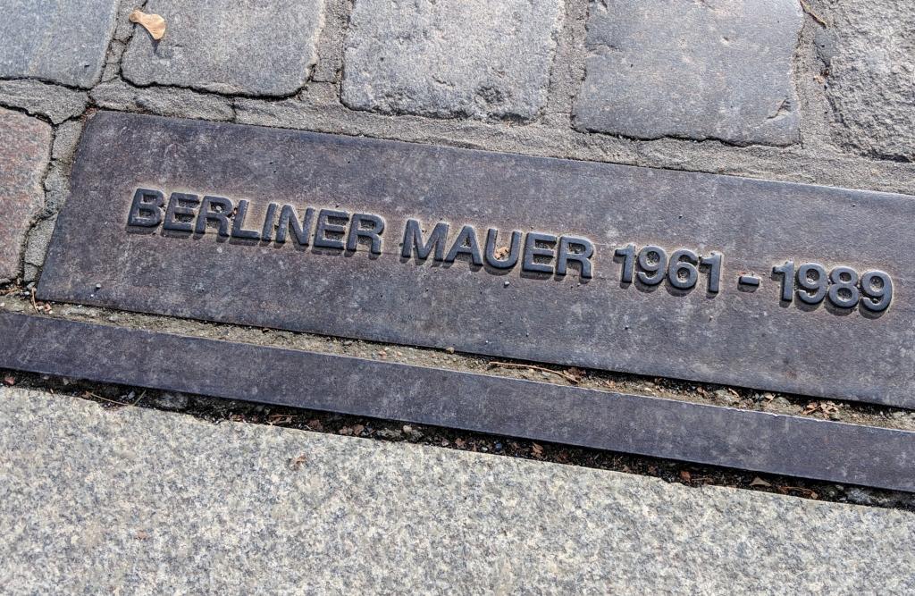 Fietstocht door Berlijn