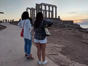Sounion: Poseidon tempel