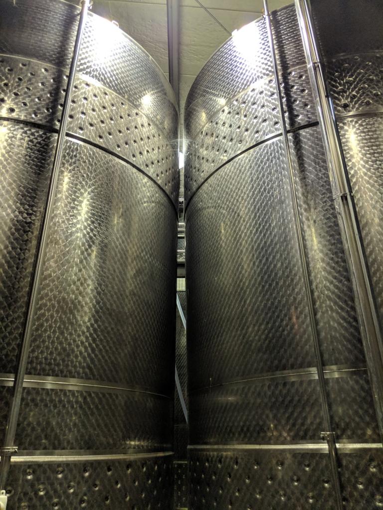 Strofilia winery Griekenland bij Athene