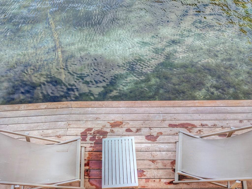 Vouliagmeni lake Attica