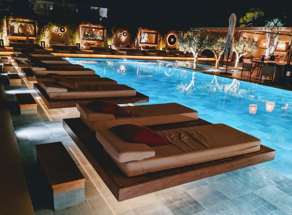 Luxe hotel rondom Athene
