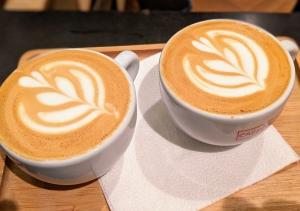 Koffiebars in Antwerpen