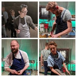 Vega chefs Gent