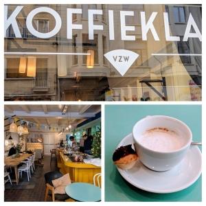 Koffieklap Antwerpen