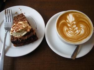 Koffie en taart Antwerpen