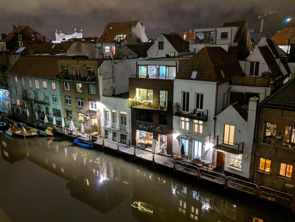 Gent stedentrip