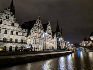 Night in Gent