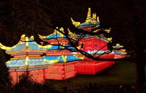Chinees lantaarn festival Antwerpen