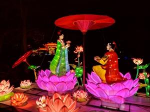 Chinese lichtbjecten